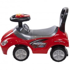 Masinuta de impins Sun Baby Mega car - Red
