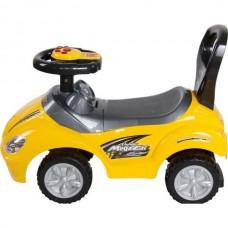 Masinuta de impins Sun Baby Mega Car - Yellow