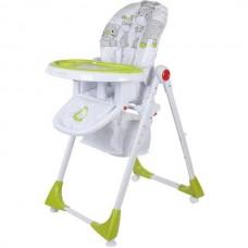 Scaun de masa Sun Baby 004 Comfort Lux - Green