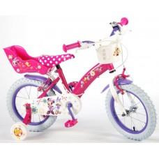 Bicicleta E&L Minnie Mouse 14 inch