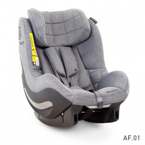 Avionaut AeroFIX SOFT LINE scaun auto 0-18kg iSize - AF.01 Gray-Melange