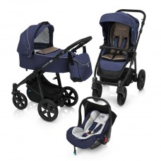 Baby Design Lupo Comfort 03 Navy 2018 - Carucior Multifunctional 3 in 1