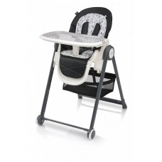 Baby Design Penne 10 Black - Scaun de masa multifunctional