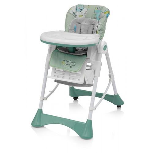 Baby Design Pepe 04 Green 2018 - Scaun de masa