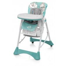 Baby Design Pepe 05 Turquoise 2018 - Scaun de masa