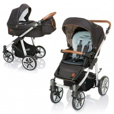 Baby Design Dotty 100 Dark Rock 2019 - Carucior 2 in 1