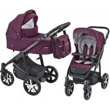 Baby Design Husky carucior multifunctional + Winter Pack - 06 Violet 2019