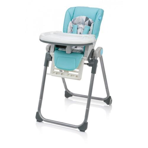 Baby Design Lolly Pastel scaun de masa - 05 Lake Blue 2019
