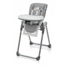 Baby Design Lolly Pastel scaun de masa - 07 Silk Gray 2019