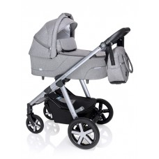 Baby Design Husky carucior multifunctional + Winter Pack - 07 Gray 2020