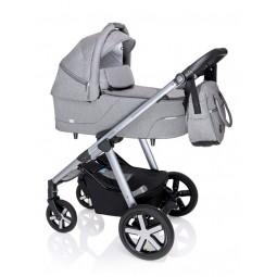 Baby Design Husky carucior multifunctional + Winter Pack - 07 Gray 2020