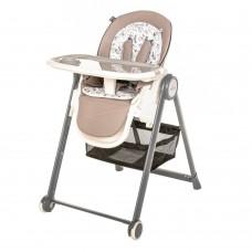 Baby Design Penne 09 Beige 2020- Scaun de masa multifunctional