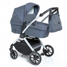 Baby Design Smooth carucior multifunctional 2 in 1 - 03 Navy 2020