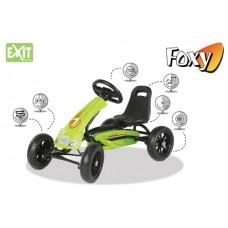 Kart Exit Foxy Verde