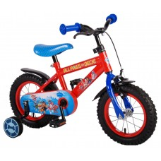 Bicicleta Paw Patrol 12'