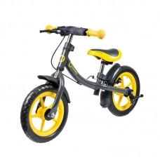 Lionelo Bicicleta fara pedale Dan Plus Yellow