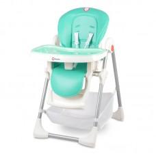 Lionelo Scaun de masa copii Linn Plus Turquoise
