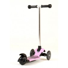 Ybike Yvolution Glider Deluxe pink 2012 - roller