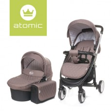 4Baby ATOMIC 2 in 1 Brown