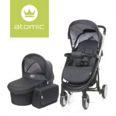 4Baby ATOMIC 2 in 1 Dark Grey