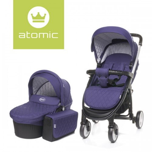 4Baby ATOMIC 2 in 1 Purple