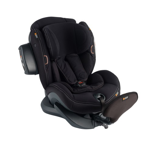 BeSafe iZi Plus X1 - Premium Car Interior Black
