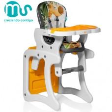 Innovaciones Ms - Scaun de masa portabil Safari Plus