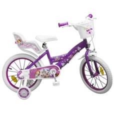 "Bicicleta 16"" Sofia the First"