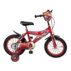 "Bicicleta 14"" Cars"