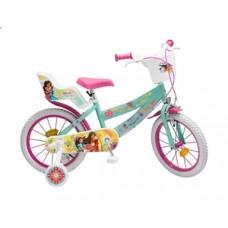 """Bicicleta 16"""" Elena de Avalor"""