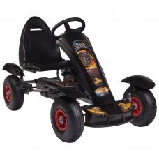 Kart cu pedale F618 Air Kidscare