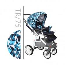 Carucior 3 in 1 Baby Merc Travel