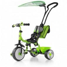 Tricicleta copii Boby Deluxe green