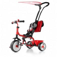Tricicleta copii Boby Deluxe red