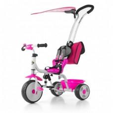 Tricicleta copii Boby Deluxe pink
