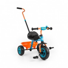 Tricicleta copii Turbo blue-orange