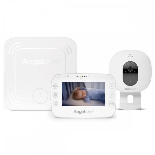 Angelcare AC327 Videofon si Monitor de miscare cu placa de detectie wireless