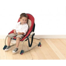 Balansoar copii cu jucarii si vibratii Evolution