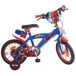 Bicicleta 14'' Spiderman