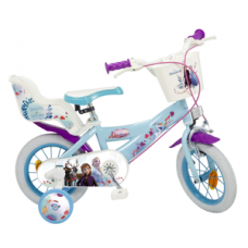 "Bicicleta 12"" Frozen 2"
