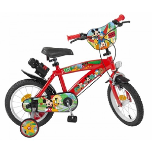 "Bicicleta 14"" Mickey Mouse"