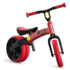 Y Volution Y Velo Junior red - bicicleta fara pedale