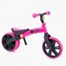Y Volution Y Velo Junior pink - bicicleta fara pedale
