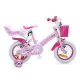 Bicicleta Copii Byox 12 PUPPY Roz