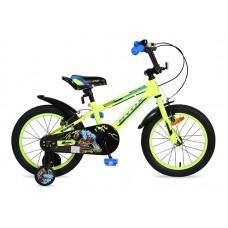 Bicicleta Copii Byox 16 Monster Verde