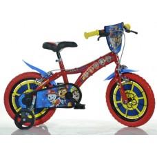 Bicicleta14 Paw Patrol - Dino Bikes-614PW