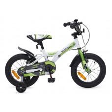 Bicicleta Copii Byox 14 RAPID Verde