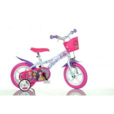 Bicicleta Barbie 12 - Dino BikeS-126BA