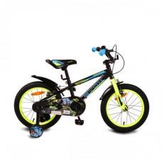 Bicicleta Copii Byox 16 Monster Negru