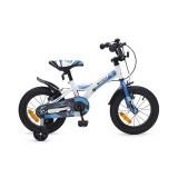 Bicicleta Copii Byox 14 RAPID Albastru